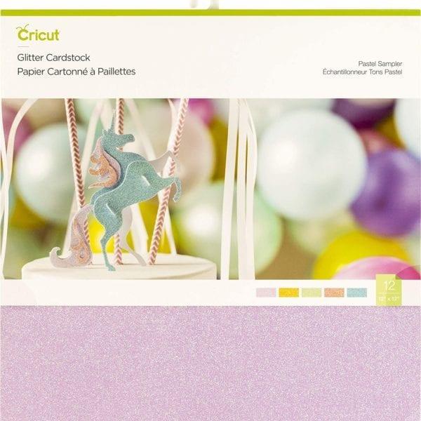 cricut glitter pastel cardstock 2004903 cityplotter