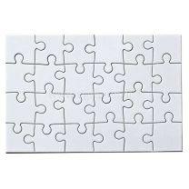sublimatie puzzel 24 stukjes cityplotter
