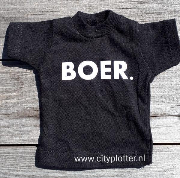 mini shirt boer cityplotter