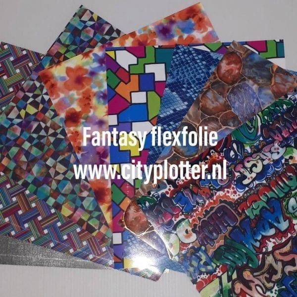 Fantasy Flex Folie 8 voordeel Pakket PK0XSEFLEXFA8 Cityplotter Zaandam