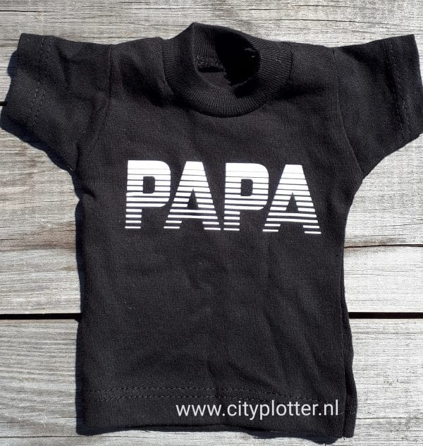 mini shirt papa streep cityplotter