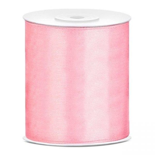 satijnlint licht roze 100 mm cityplotter