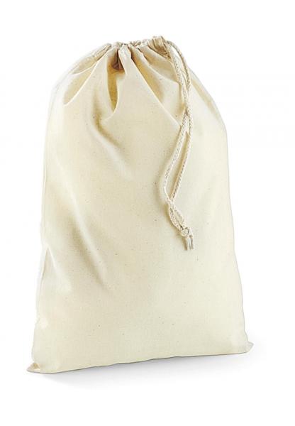 Cotton Stuff Bag naturel cityplotter jpg
