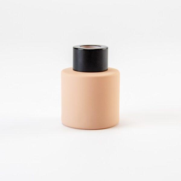 parfumflesje-rond-blush-met-zwarte-schroefdop-50-ml cityplotter