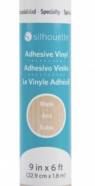 Silhouette Maple Wood Speciality Vinyl VINYL-WOOD-MAP EAN 819177020175 CITYPLOTTER Zaandam