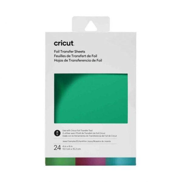 cricut-foil-transfer-sheets-jewel-sampler-10x15cm cityplotter