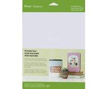 Cricut Printbaar Vinyl Printable Vinyl - 12 stuks - (2002636) EAN 093573533167