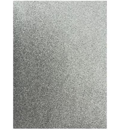Glitter Foam Silver Cityplotter