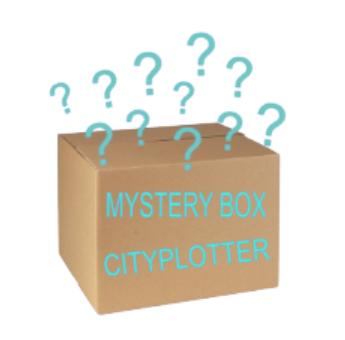 MYSTERY BOX CITYPLOTTER 50 EURO
