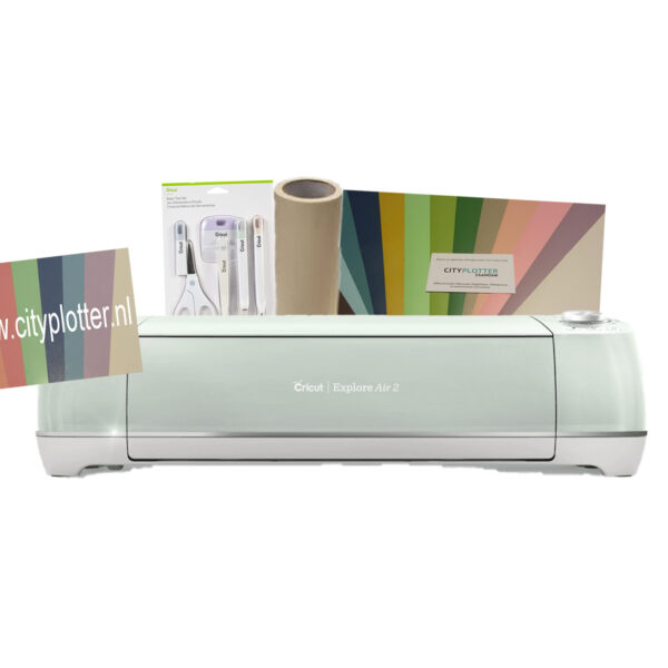 cricut Air 2 basis pakket cityplotter