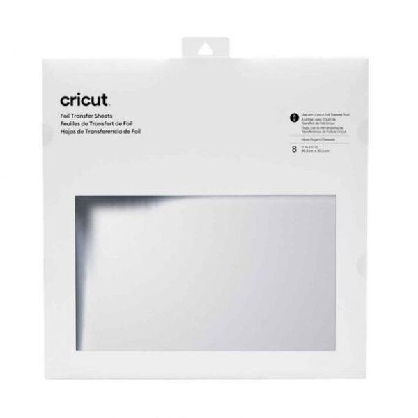 cricut-foil-transfer-sheets-30x30cm-silver-8pcs cityplotter