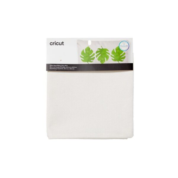 Cricut Pillow Case Blank Cream (2007484) EAN 093573735899 cityplotter