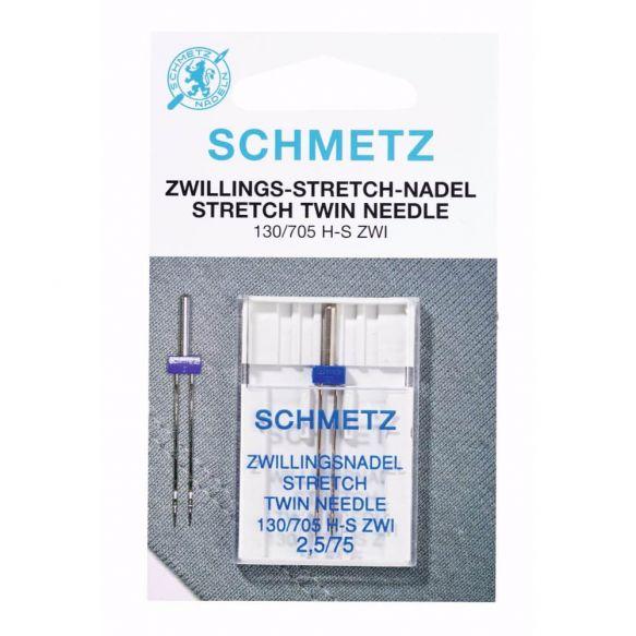 SCHMETZ STRETCH TWEELING 1 NAALD 2.5-75 cityplotter