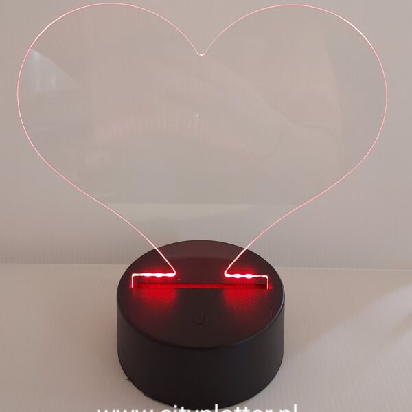 plexiglas hart vorm rood cityplotter