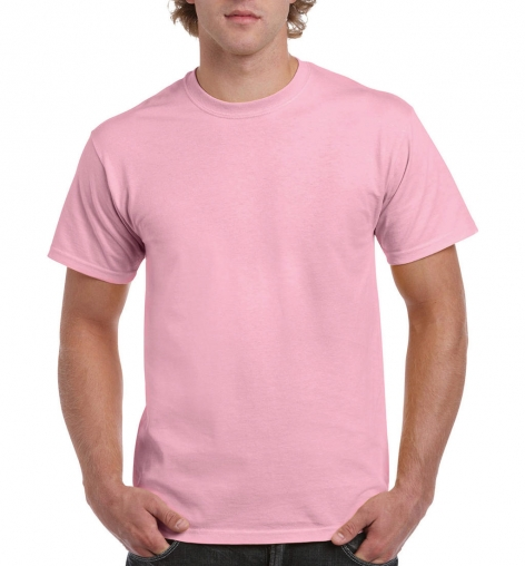 Ultra Cotton Adult T-Shirt light pink cityplotter gildan
