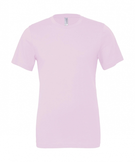 Unisex Jersey Short Sleeve Tee soft pink cityplotter bella en canvas