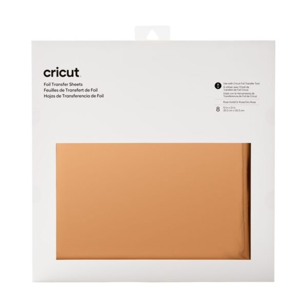 cricut-foil-transfer-sheets-30x30cm-rose-gold-8pcs cityplotter