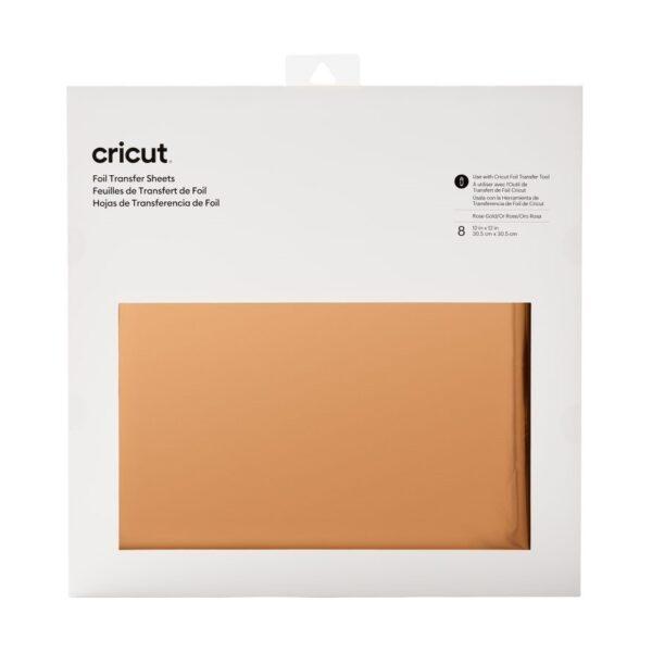 cricut-foil-transfer-sheets-30x30cm-rose-gold-8pcs cityplotter