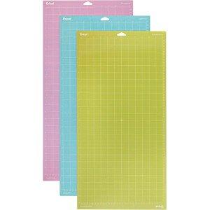 Cricut Snijmat 3 stuks 12 x 24 ( 30 cm x 60 cm) cutting mat variety 3 pack 2003847 Cityplotter Zaandam