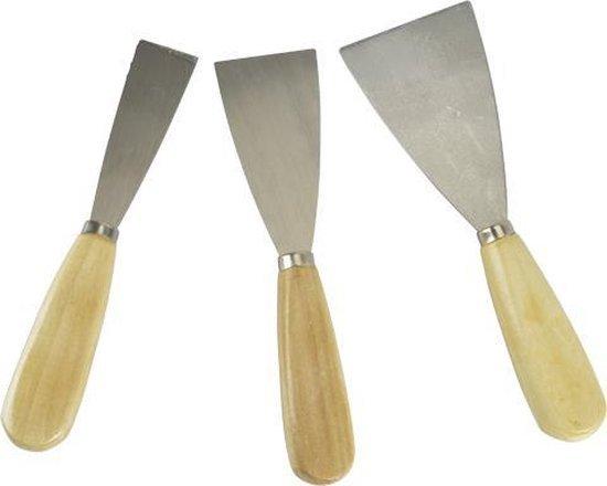Plamuur Messen 3 Stuks Putty Knives Cityplotter Zaandam