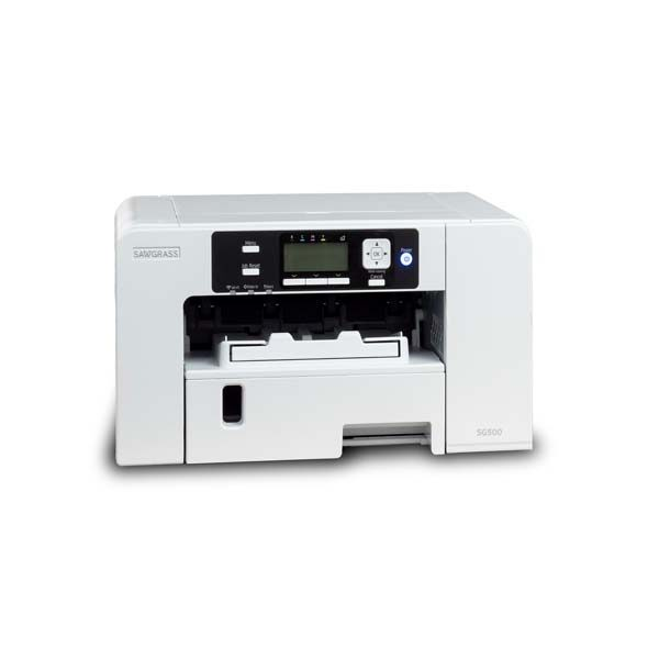 AANBIEDING VIRTUOSO SG 500 SUBLIMATIEPRINTER A4+ Volledige Volle Inkt Cartridges + 110 vel papier Cityplotter Zaandam