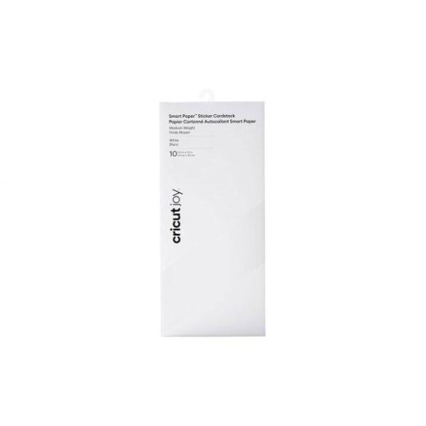 CricutSmart Sticker Cardstock White (10pcs) (2008870)EAN 093573638039cityplotter