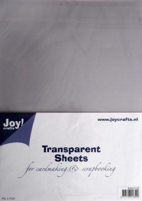 joy-crafts-transparante-sheets-a4-mica cityplotter