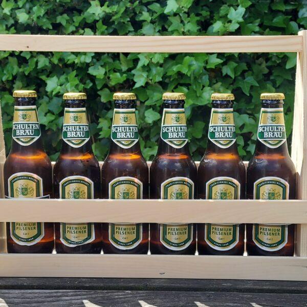bier houder 6 flesjes cityplotter