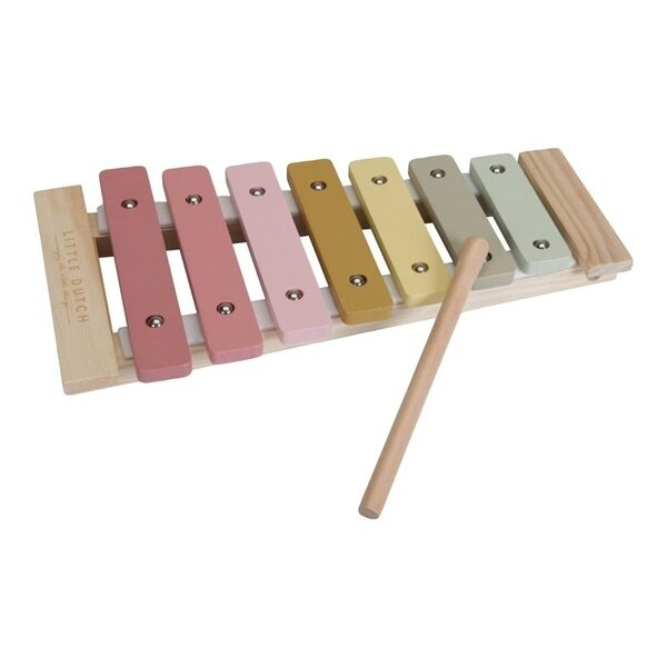 little dutch xylophone roze cityplotter