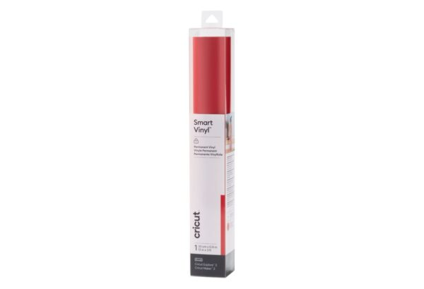 cricut-smart-vinyl-permanent-red-3-ft-2008633 cityplotter