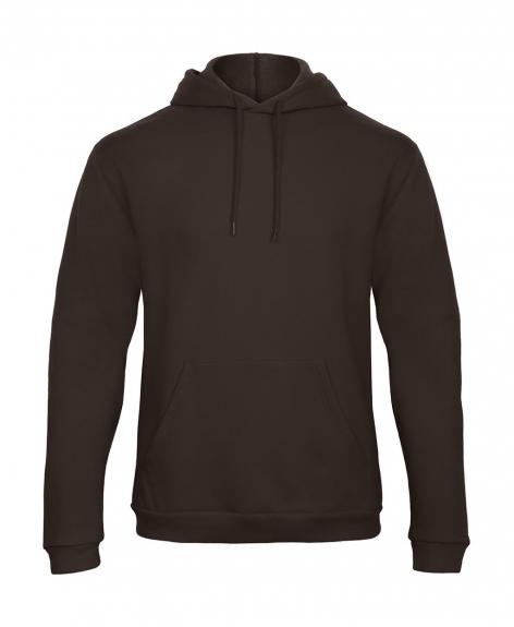 hoodie bruin l sample b&c cityplotter