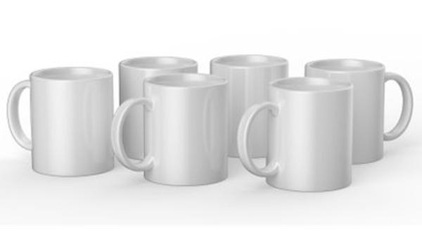 cricut mug white 350ml 6 stuks cityplotter