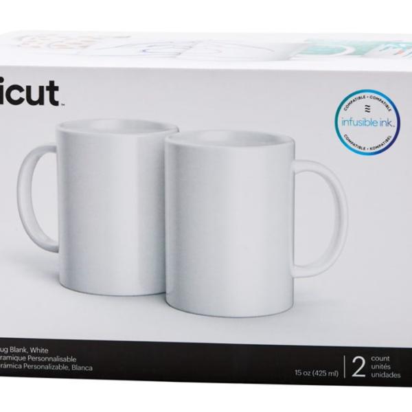 cricut mug white 440 ml cityplotter 2 stuks