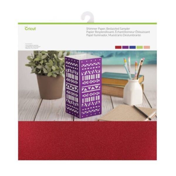 cricut-shimmer-paper-bedazzled-sampler-12x12-inch cityplotter